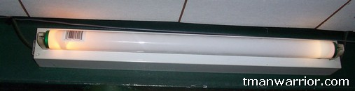 How To Fix A Flickering Fluorescent Light